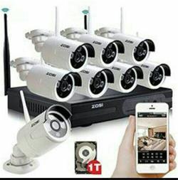 فروش ونصب انواع دوربین مداربسته درکاشان - 1