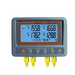 دیتالاگر دمای چهار کاناله ارزان مدل AZ-88598 - 1