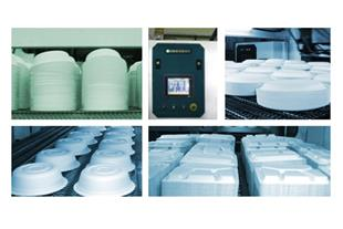اتوماسیون ماشین آلات تولید ظروف یکبارمصرف