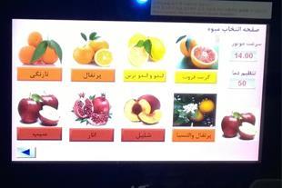 اتوماسیون دستگاه سورتینگ و شستشوی میوه