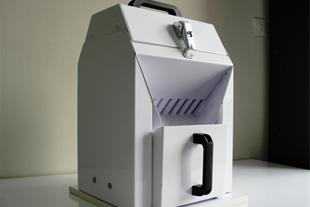 تجهیزات آزمایشگاه مقسم بذر دستی-مقسم-مقسم بذر