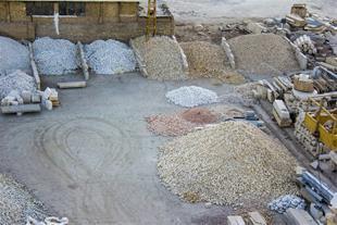 تولید سنگ های رود خانه ای طبیعی