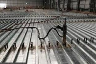 فروش و اجرای سقف عرشه فولادی