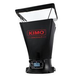 فلومتر هوا ،سرعت سنج کانال باد مدل KIMO DBM-610 - 1