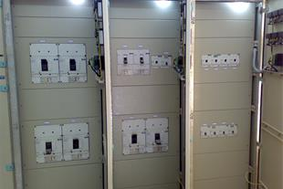 تولیدکننده تابلو برق صنعتی