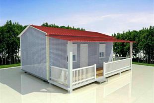 خانه و ساختمان پیش ساخته