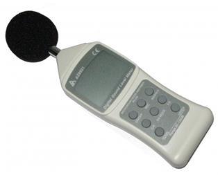 صداسنج ،صوت سنج ارزان پرتابل مدل AZ-8921 - 1