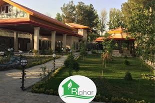 1500متر باغ ویلا دوبلکس در ویلادشت شهریار