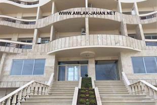 آپارتمان دید به دریا سرخرود استخر دار کد ملک:112 - 1