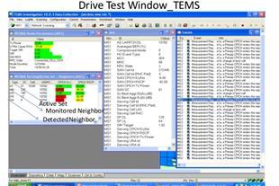 آموزش نرم افزار Tems و Actix