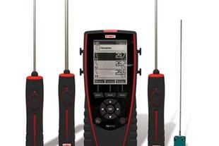 دماسنج 4 کاناله دیتالاگر با کیفیت مدل KIMO TM210