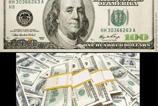 انتقال دلار به امریکا به صورت رایگان