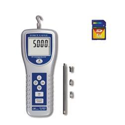 نیروسنج دیتالاگر کششی و فشاری مدل LOTRON FG 6020SD - 1