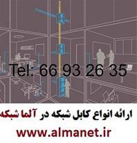 فروش کابل شبکه در آلماشبکه پرداز