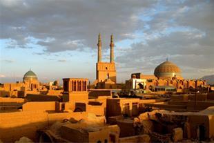 تور گروهی یزد ویژه جشن باستانی سده / بهمن 95