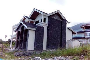 ویلای تریبلکس مقدم در حال ساخت در منطقه سیسنگان