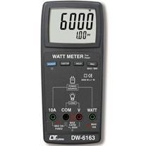 پاورمتر , وات متر True Rms ارزان مدل LUTRON DW6163