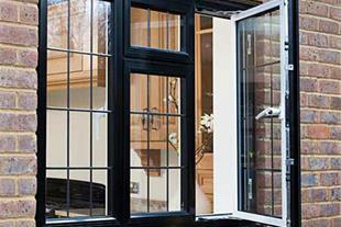 پنجره دو جداره آلومینیومی نرمال و ترمال بریک