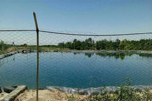 اجارای استخر ذخیره آب در استان خراسان رضوی