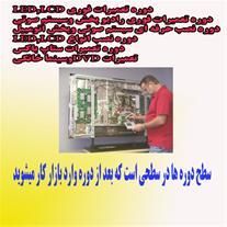 آموزش تعمیر و نصب سیستم صوتی وتصویری در تبریز