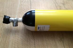 فروش شیرهای اطفا حریق اتوماتیک - سیلندر تنفسی