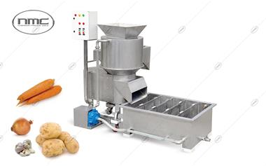 پوست گیری اتوماتیک هویج، سیب زمینی، پیاز - 1