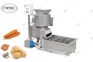 دستگاه پوست گیری اتوماتیک هویج ، سیب زمینی ، پیاز