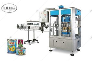 اولین تولید کننده ماشین آلات دربند قوطی فلزی