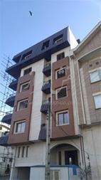 نمای ترموود پروژه مسکونی لاهیجان