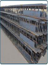 تولید تیرچه فلزی به ث