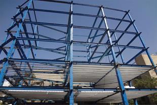 نمونه اجرا شده سقف کرمیت