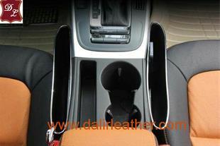 پاکت چرمی همراه خودرو دی پاکت (DPocket)