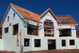 ساخت ساختمان چند طبقه در کمتر از 1 ماه پیش ساخته