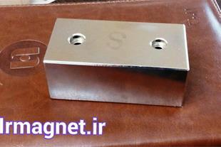 طراحی و ساخت ، واردات آهنربا ( پذیرش سفارش تولید )