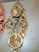 فروش ساعت های دیواری طرح کتیبه چدنی ویژه عید نوروز