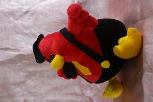 عروسک خروس کوچک کد 304