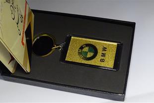جاسویچی BMW طلا