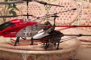 فروش هلیکوپتر کنترلی حرفه ای - 1