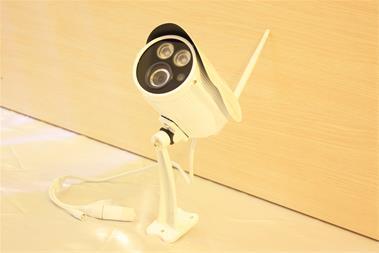 دوربین IP وای فای با رم 64 گیگ ضد آب(حرفه ای)فلزی - 1
