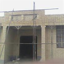 دیوار چینی ، سوله و حیاط کشی