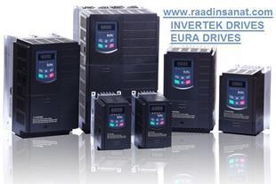 فروش اینورترهای Eura سری E800 - شرکت رادین صنعت