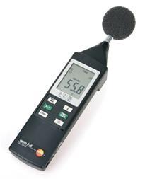 صداسنج یا سنجش شدت صوت حرفه ای تستو مدل TESTO 816 - 1