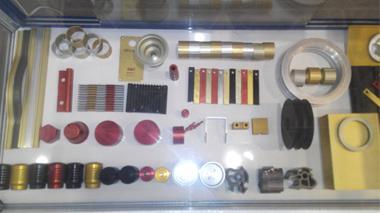 خدمات آنودایز سخت آلومینیوم - 1