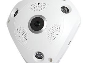 دوربین مدار بسته IP چشم ماهی 360 درجه حافظه دار