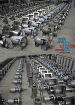 تولید کننده پمپ های فوم بتن در ایران