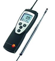بادسنج هات وایر یا فلومتر هوای کانال مدل testo 425