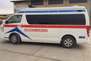 فروش آمبولانس کارکرده