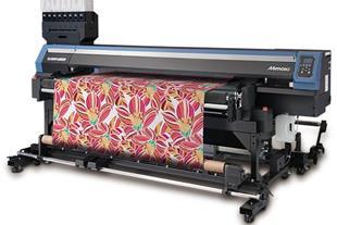 دستگاه چاپ مستقیم پارچه میماکی ژاپن