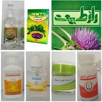 محصولات گیاهی شرکت کیمیاگران راز طبیعت