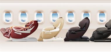 صندلی ماساژ آیرست مدل SL-A80 - 1